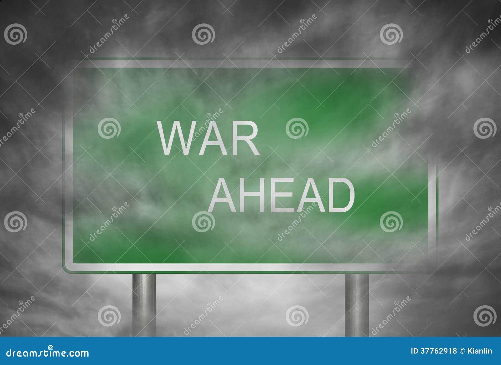 Wojna Naprzód