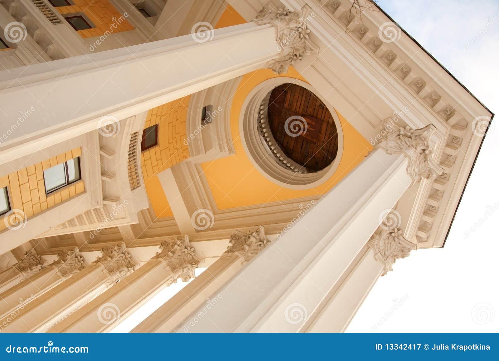 Wojska Moscow rosjanina theatre