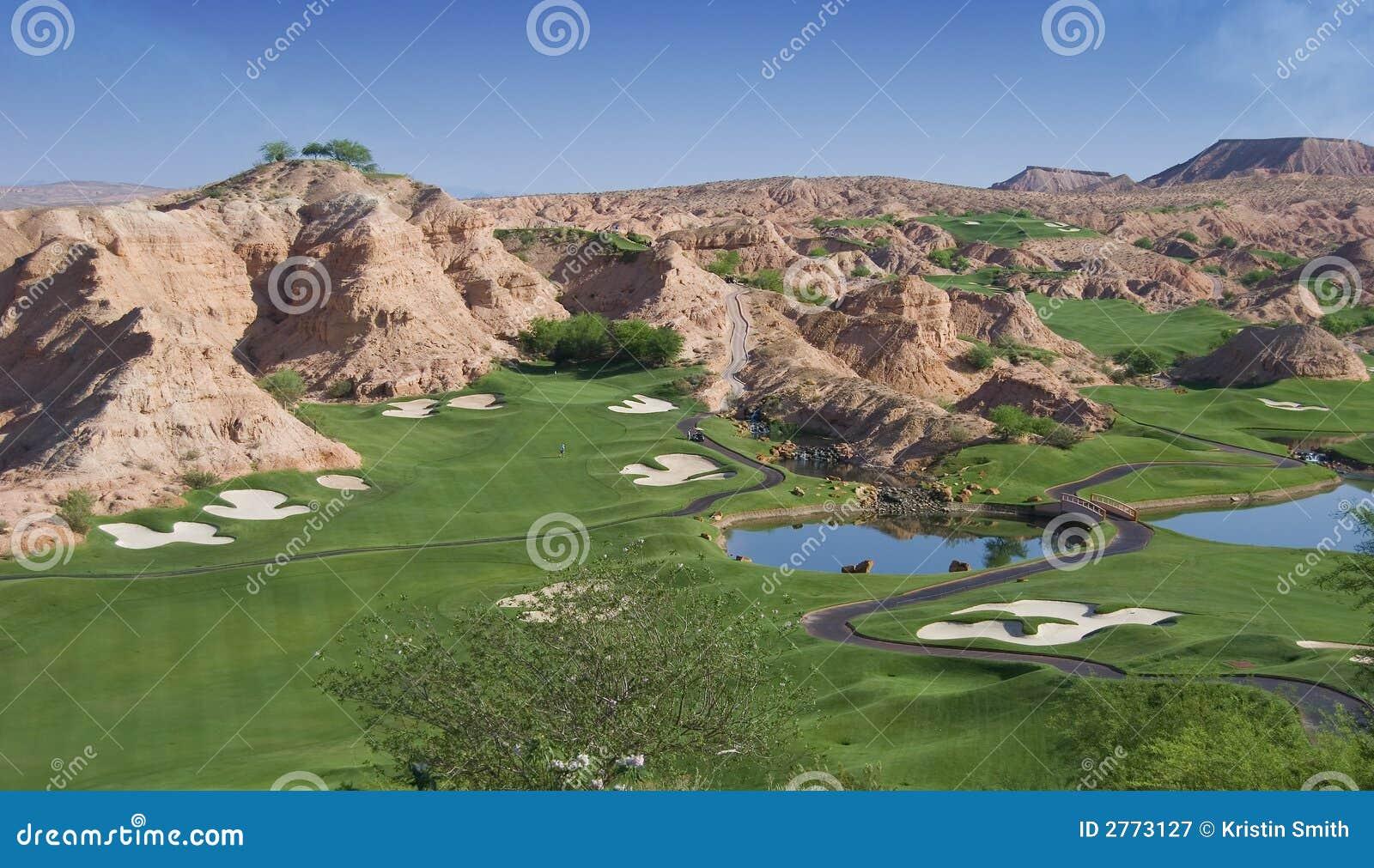 Wolf creek kurs golfa