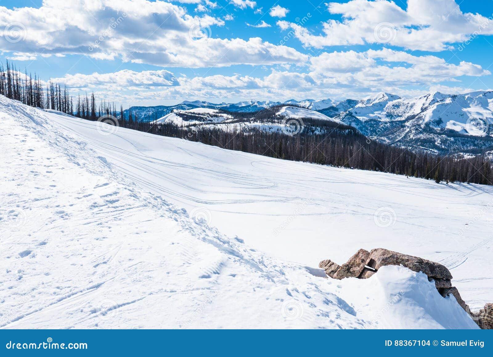 Spring Creek Pass, Colorado