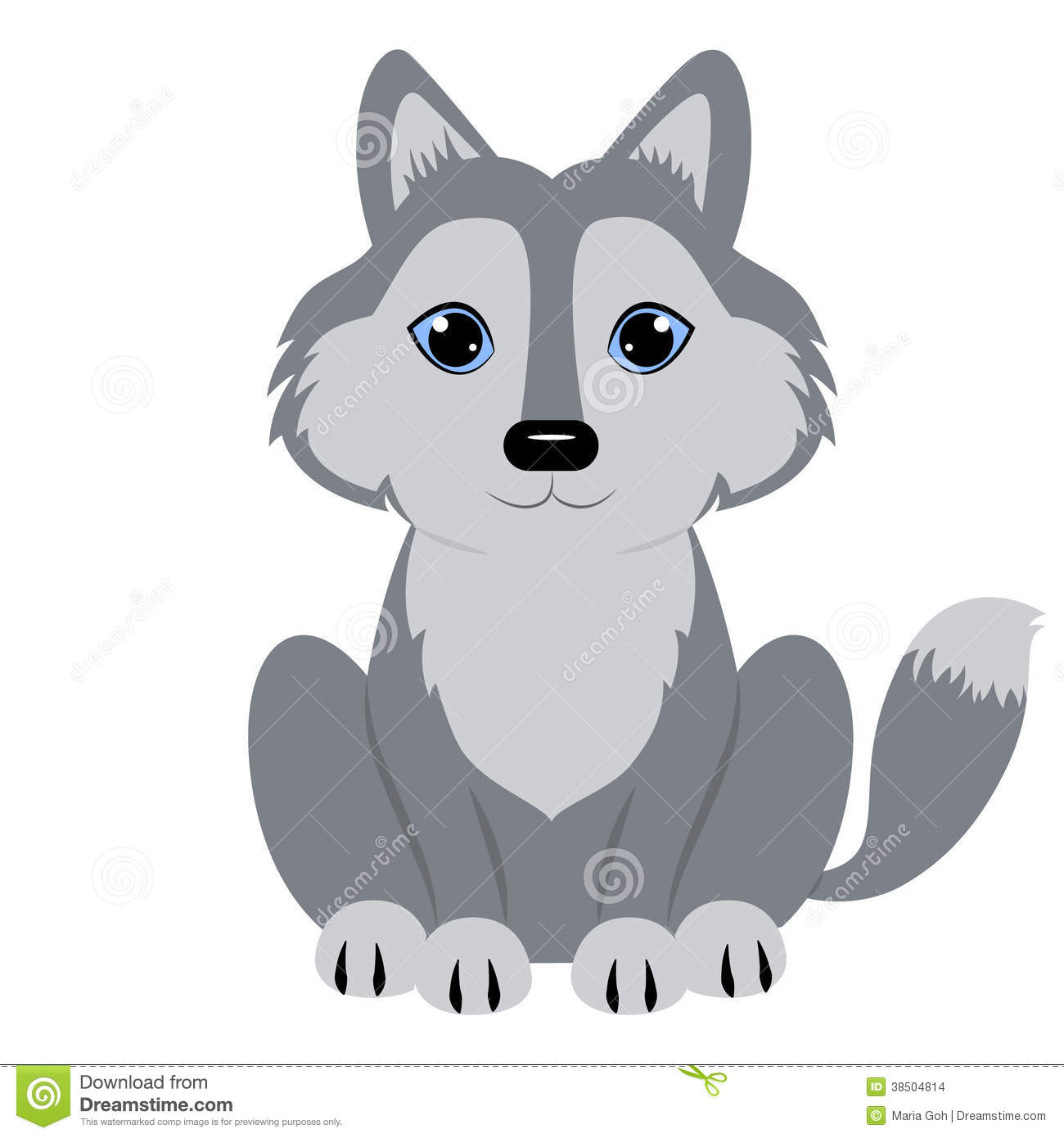 Wolf Stock Images - Image: 38504814
