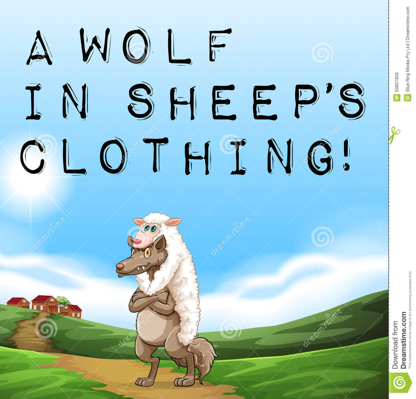 Скачать wolf in sheep's clothing на русском.