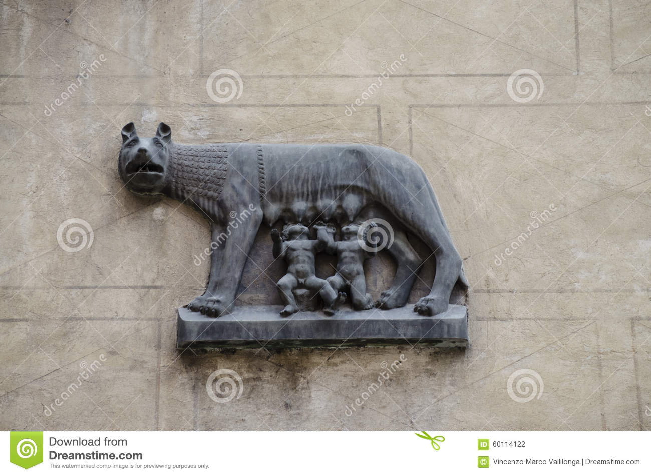 Wolf symbol of rome stock photo image of antique remo 60114122 wolf symbol of rome biocorpaavc