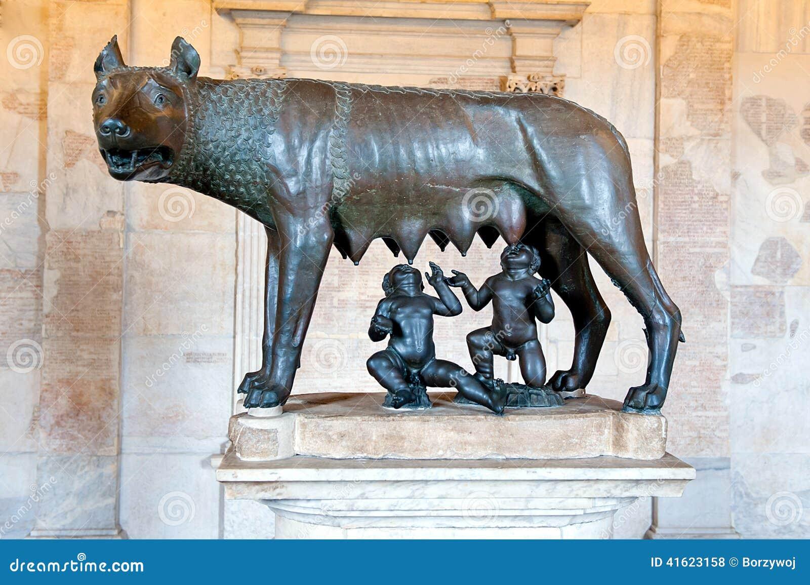 She wolf symbol of rome stock photo image of italian 41623158 she wolf symbol of rome biocorpaavc