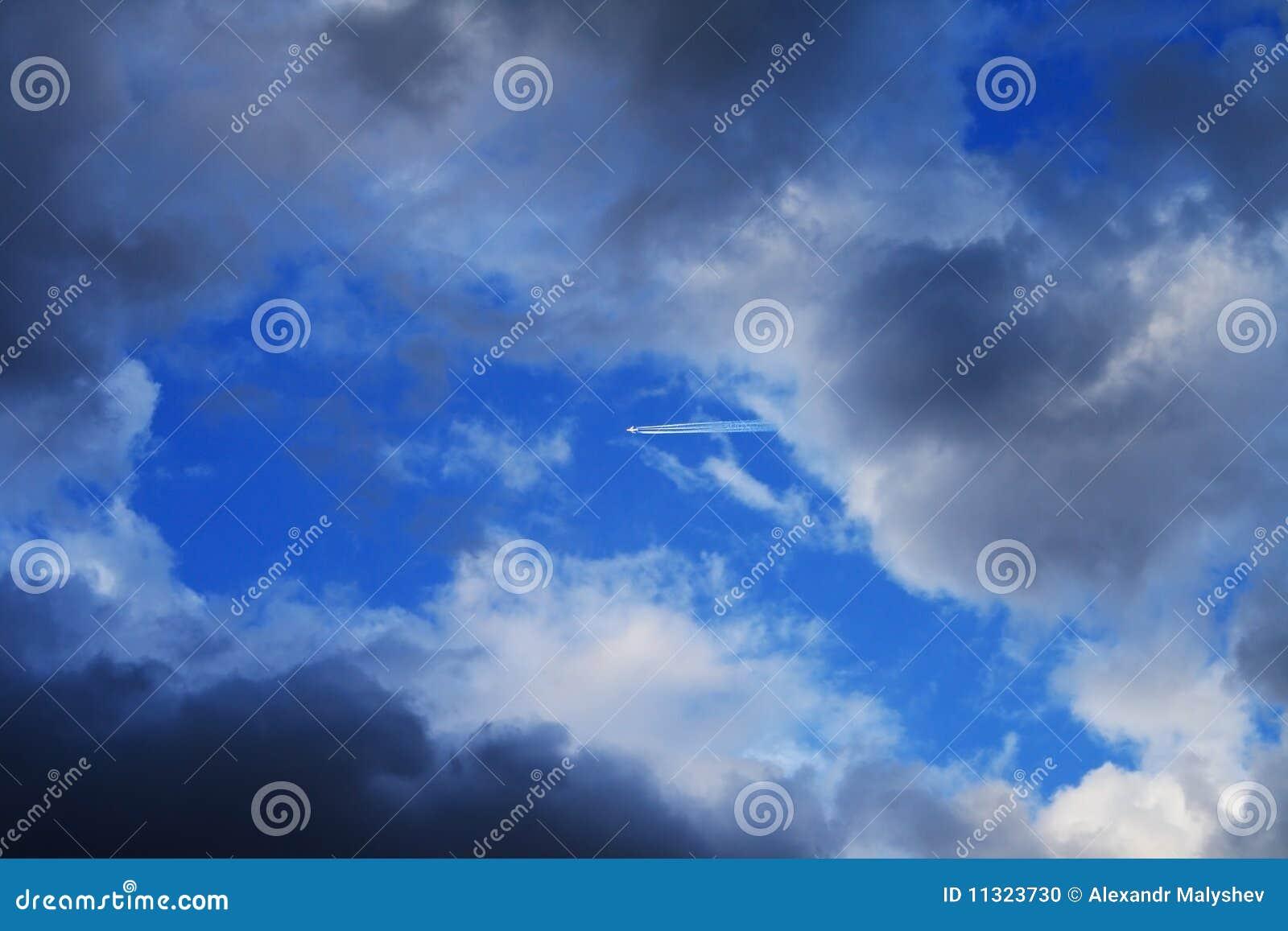 Wolken.