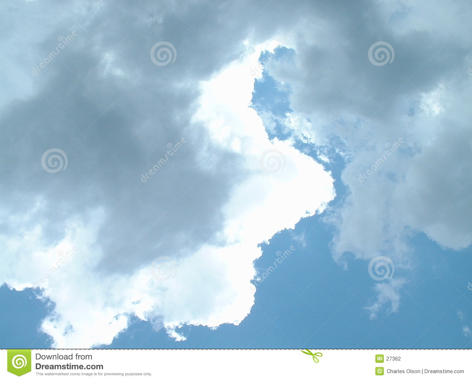 Wolken im Himmel 2