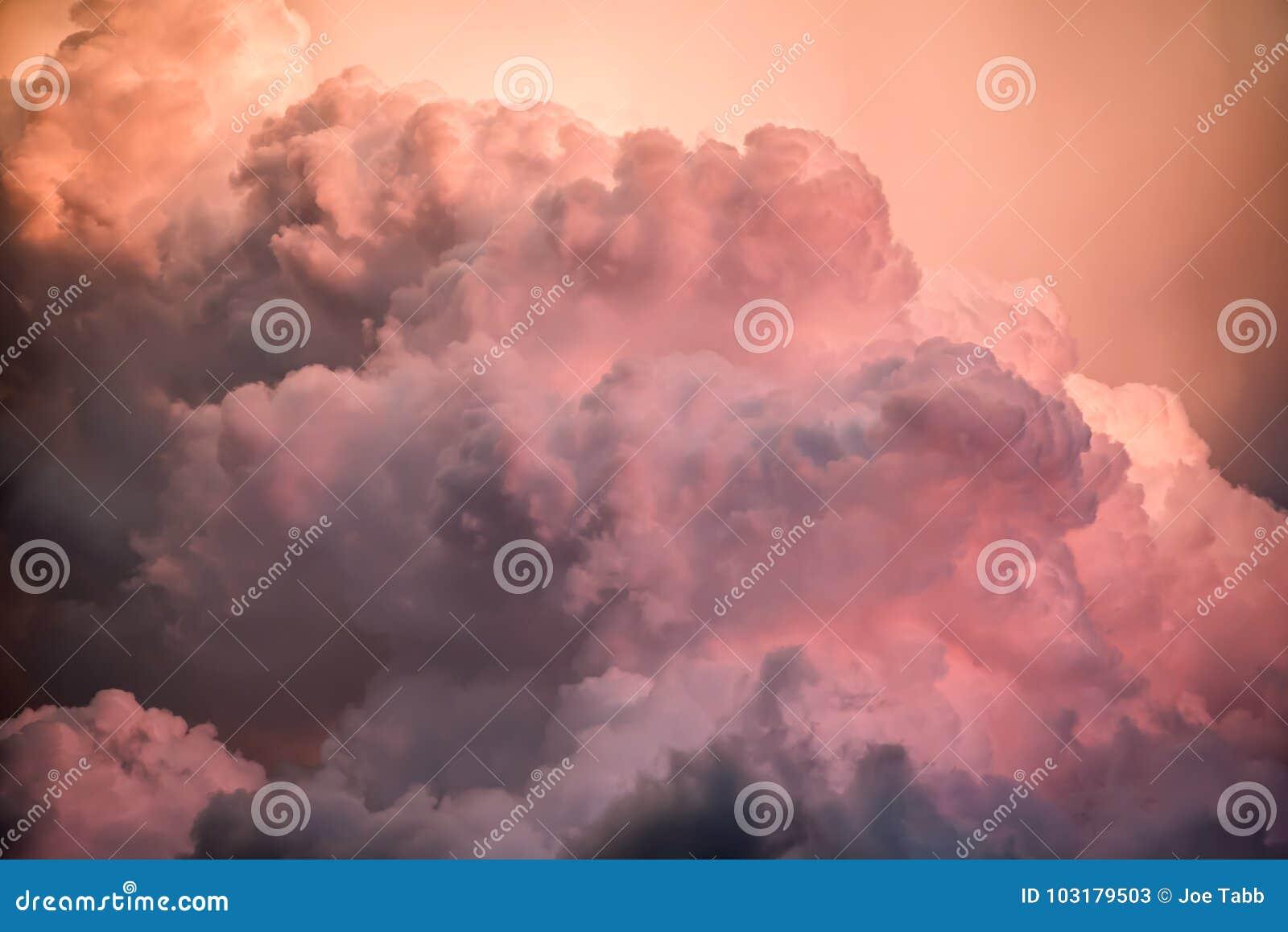 Wolken am susnet
