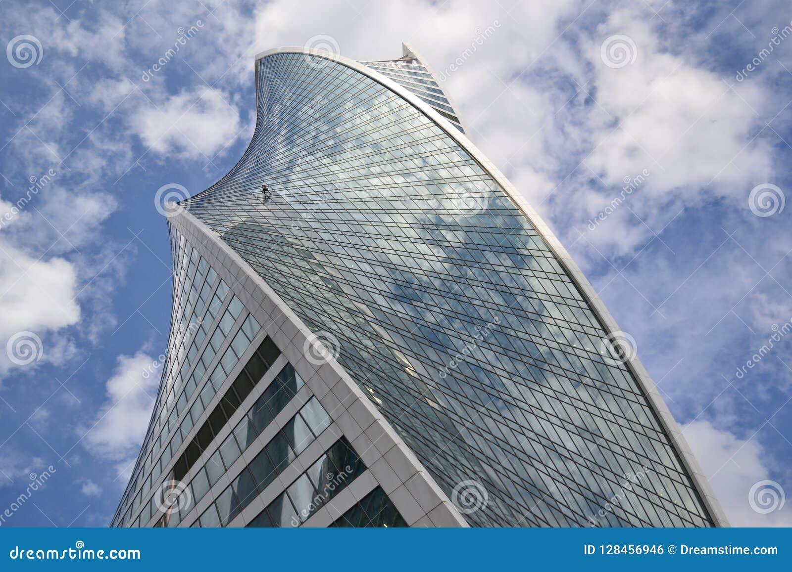 Wolkenkrabbers, Toren, Rivier, Architectuur, Stad, Bureau