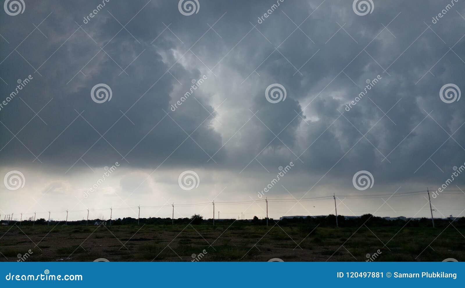Wolkenstortbuien