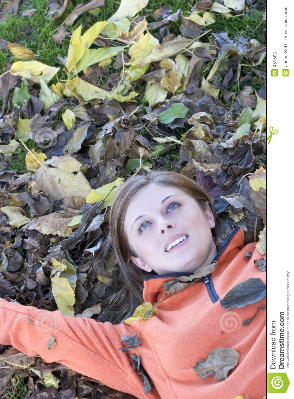 Download Woman stock photo. Image of autumn, teenagers, fall, woman - 457508