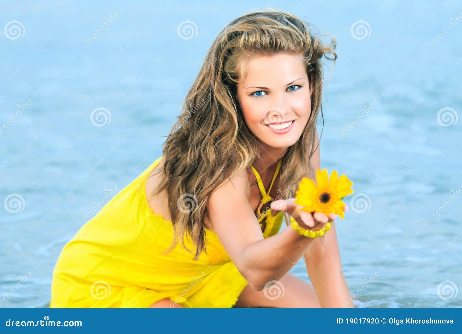 Фото причесок на пляже