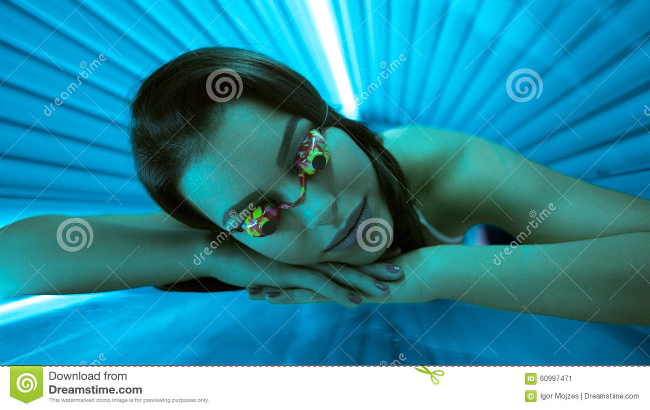 What are the glasses for the solarium What are they needed for
