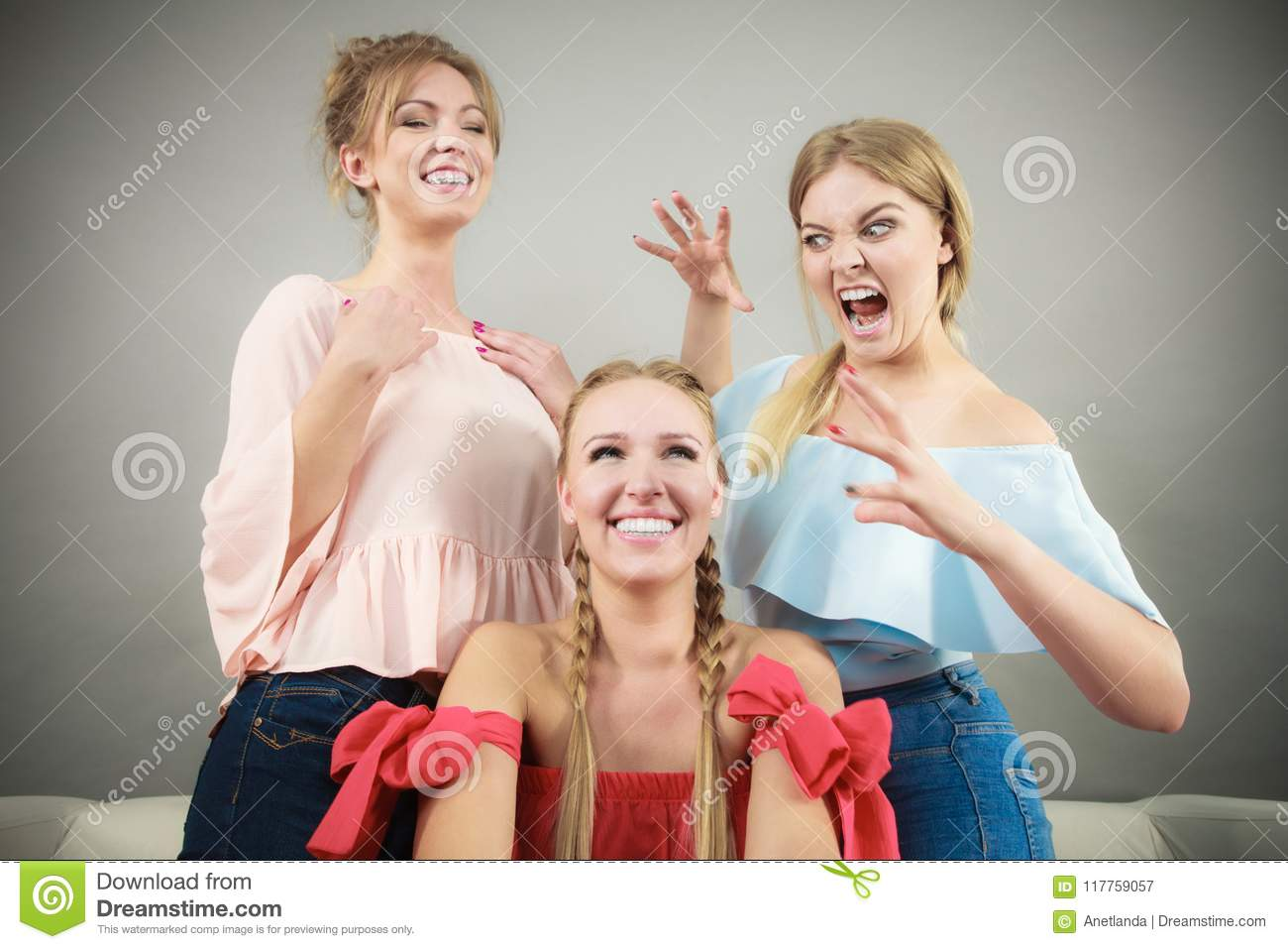 womens friendships and jealousy