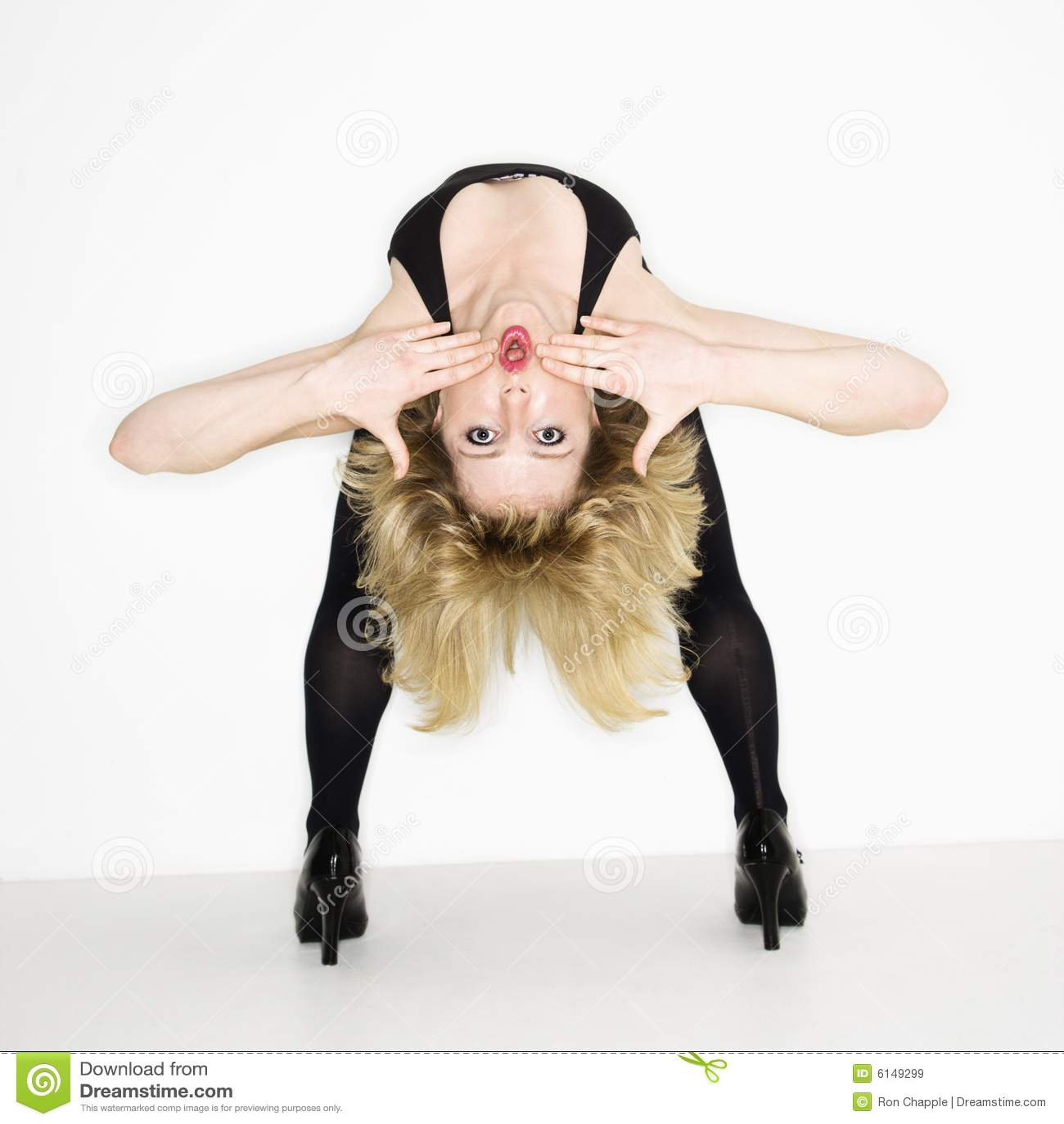 Bent over women pics