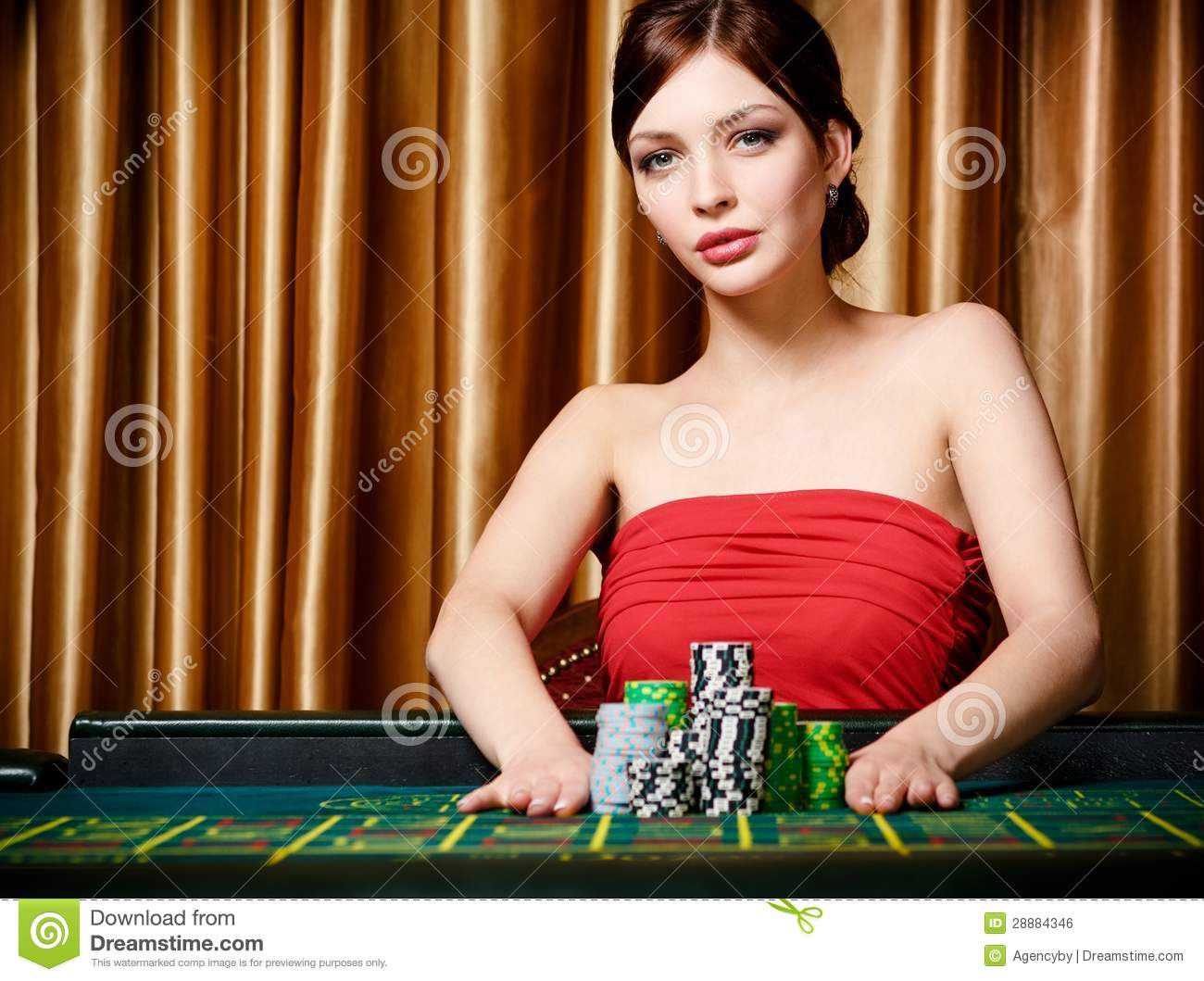 Roulette women gambling good life