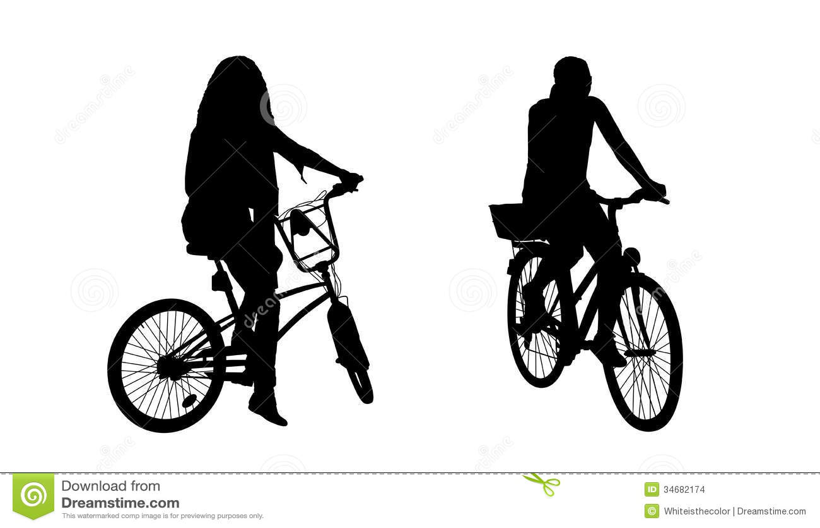 a personal story riding a bike