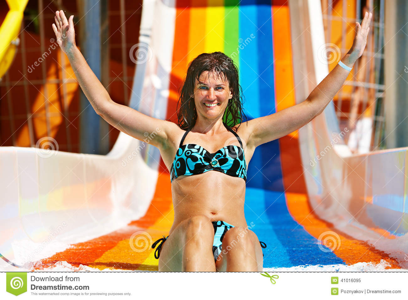 Women At Water Parks 95