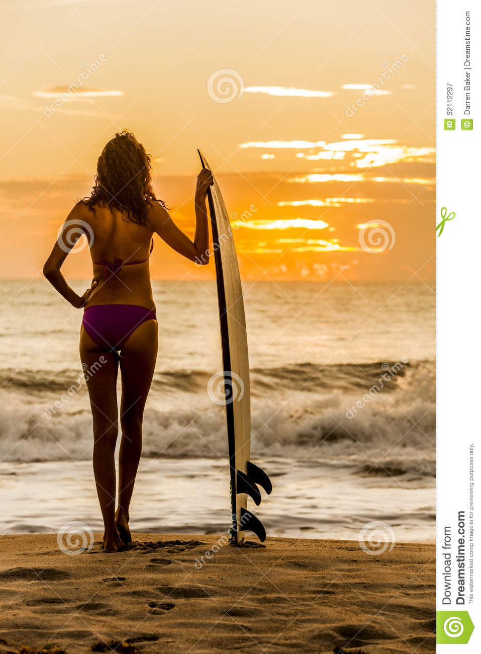 Recommend you Bikini surf board recommend