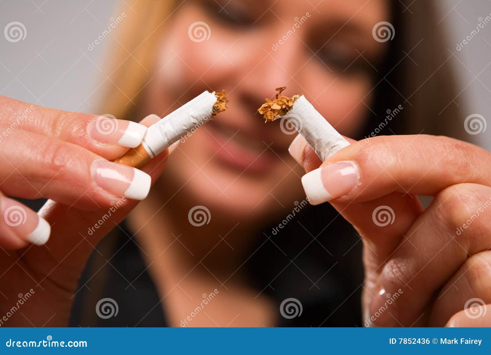 Бросила курить и похудела Pohudetinfo