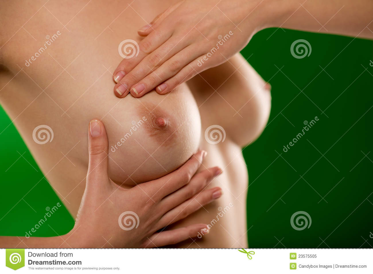 Breast cancer self examination instructional video 2 Part 2 9