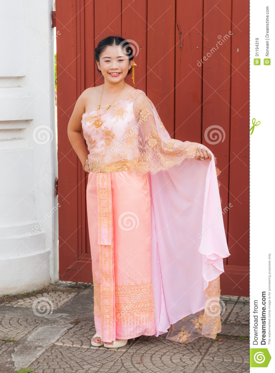 photo: Bride Thai Women