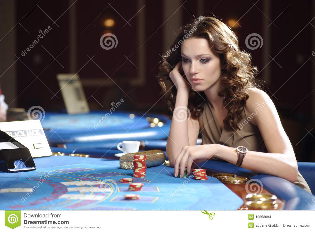 Women Gambling