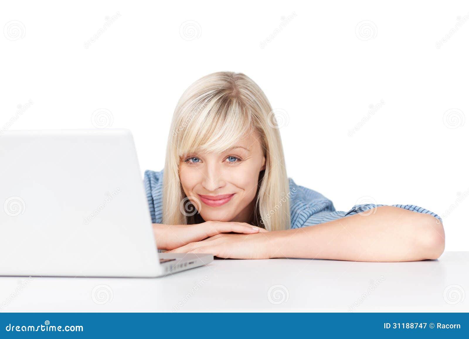 online female chatting
