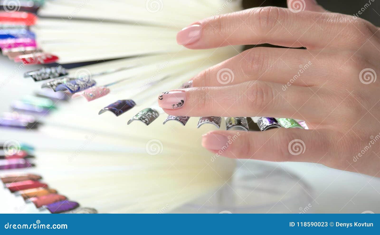 professional studio nail art