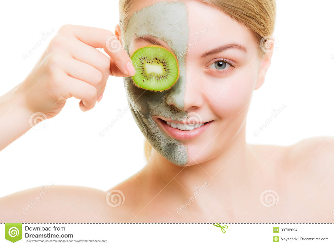 All Natural Anti Aging Face Mask