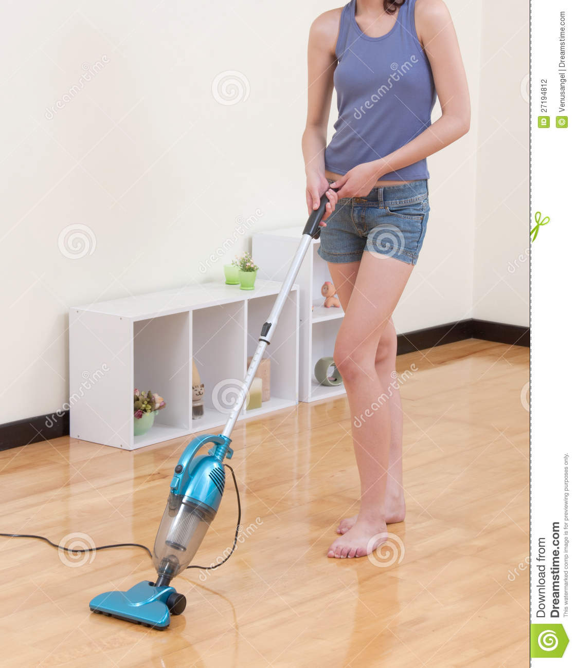 Small Vacuum Cleaner