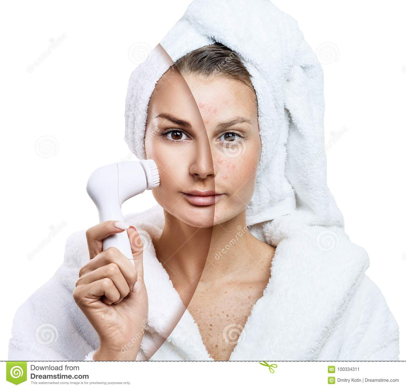 Mechanical cleansing of the face: what it is, description of the procedure, contraindications 46