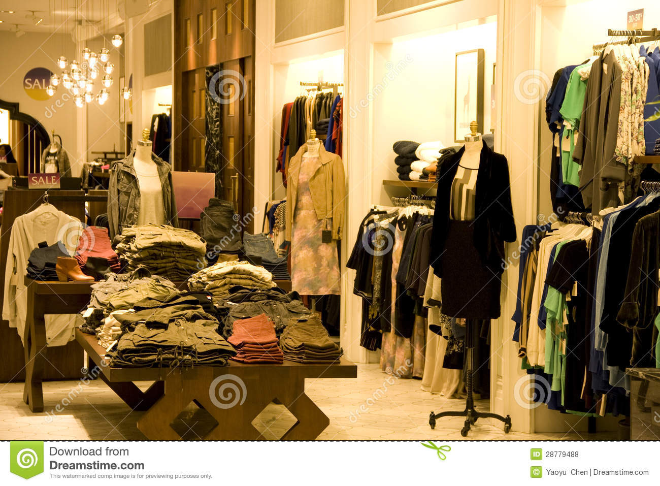 Quality clothing stores
