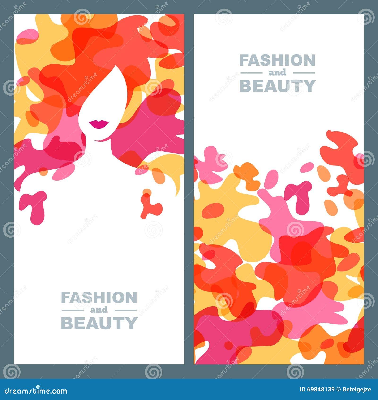 Elements of a poster design - Set Of Vector Label Banner Poster Design Elements