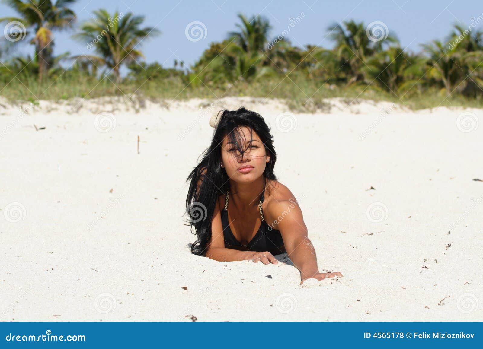 Beach Crawl Bikini