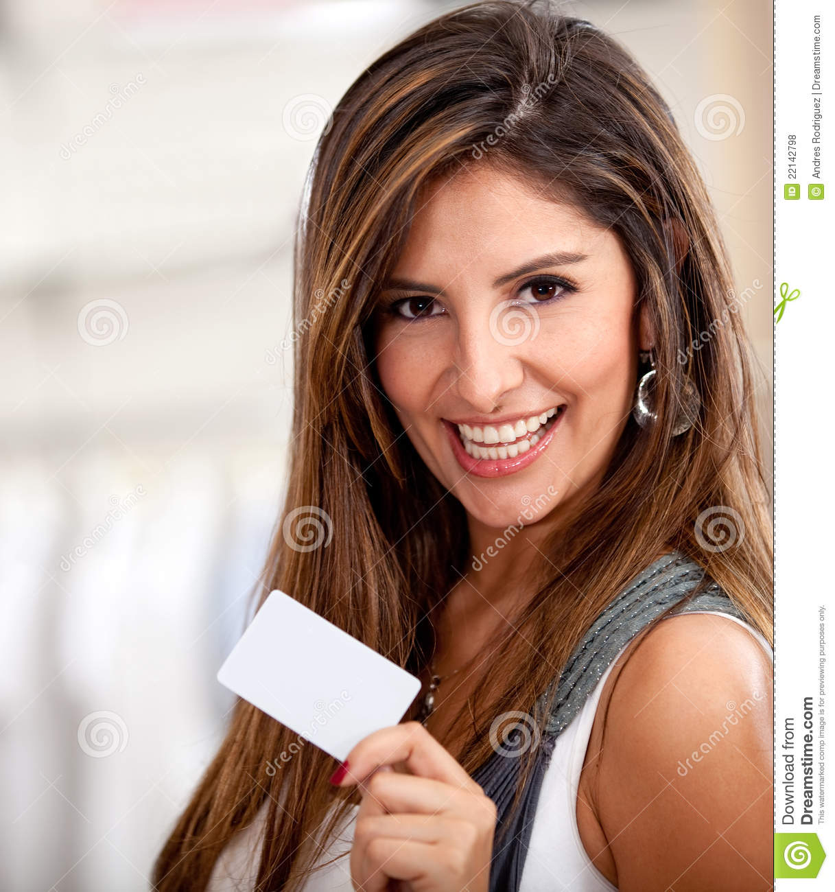 Woman With A Credit Card Royalty Free Stock Photos - Image: 22142798: dreamstime.com/royalty-free-stock-photos-woman-credit-card...