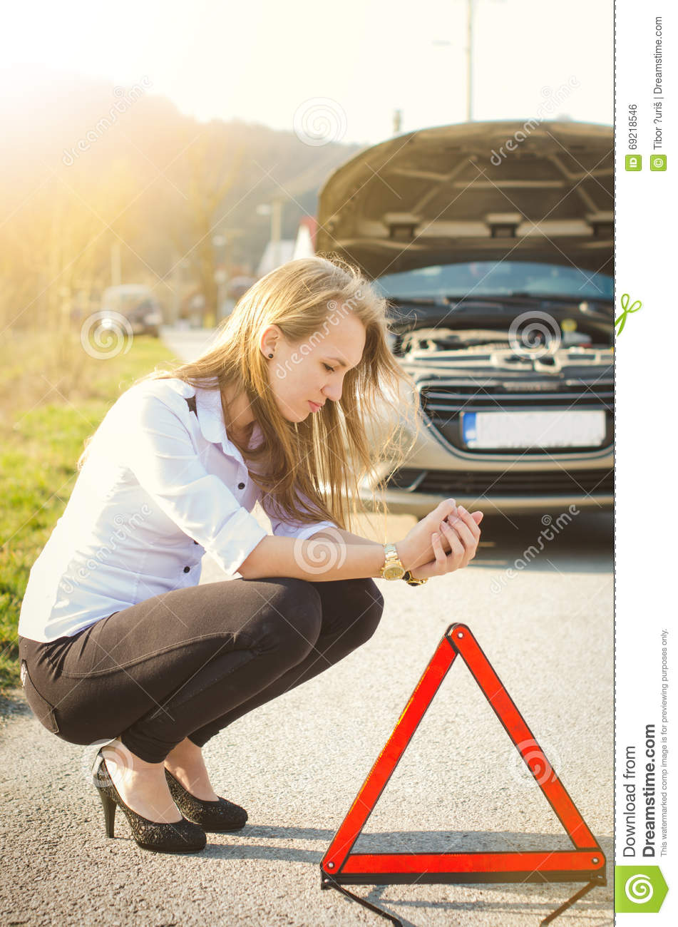 Person On The Road Royalty-Free Stock Photo ...
