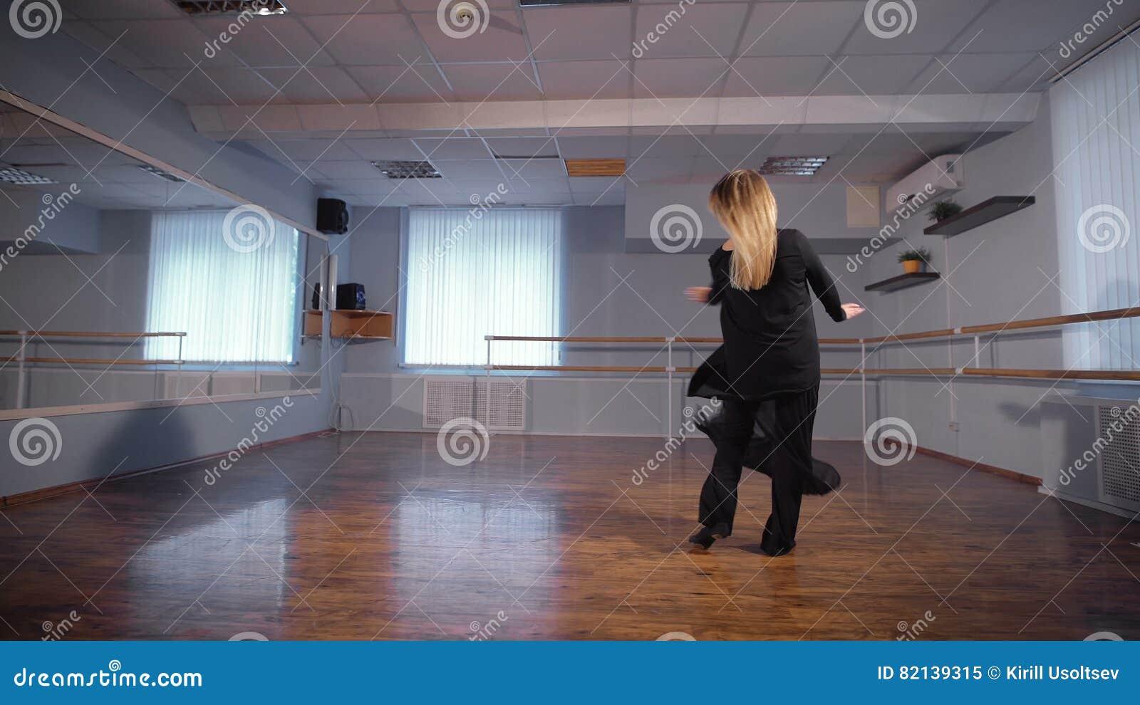 Dancing amateur