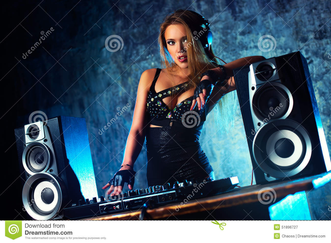 how to become a female dj