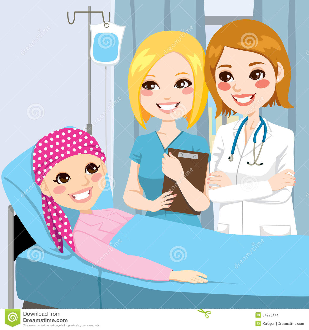 woman doctor visit young girl stock image   image 34278441