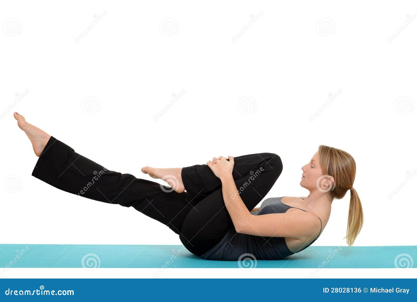 Leg Stretches: Improve Flexibility -