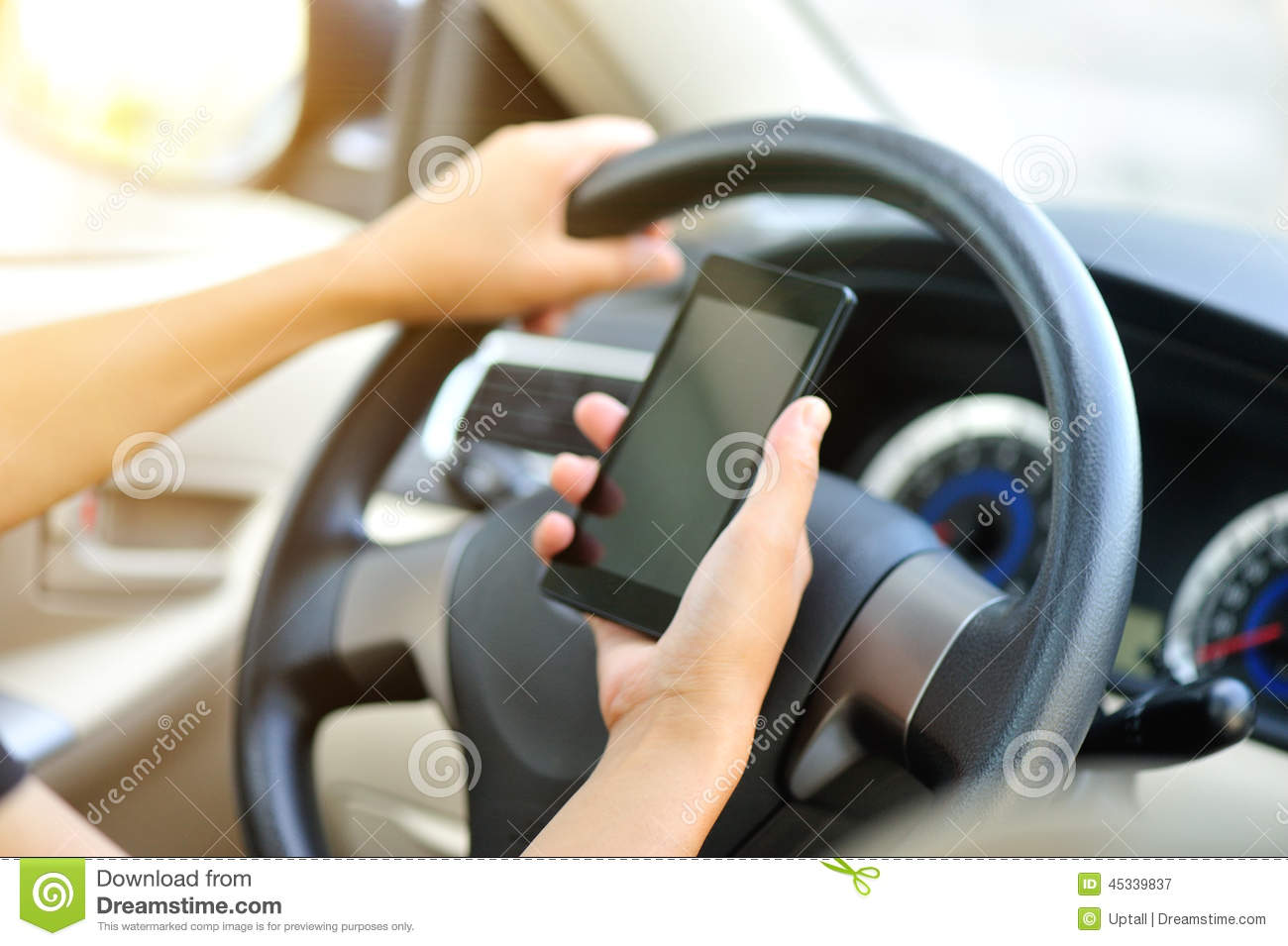 is use of mobile phone by Go ahead and use your mobile phone, but use it carefully, taking certain  commonsense precautions and be sure your kids have safe mobile.