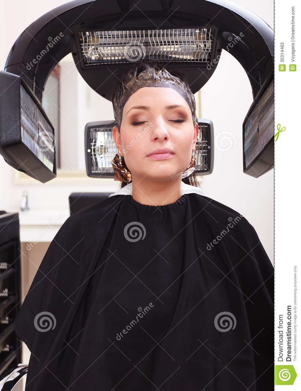 Professional Hairstyle Equipment Rachael Edwards