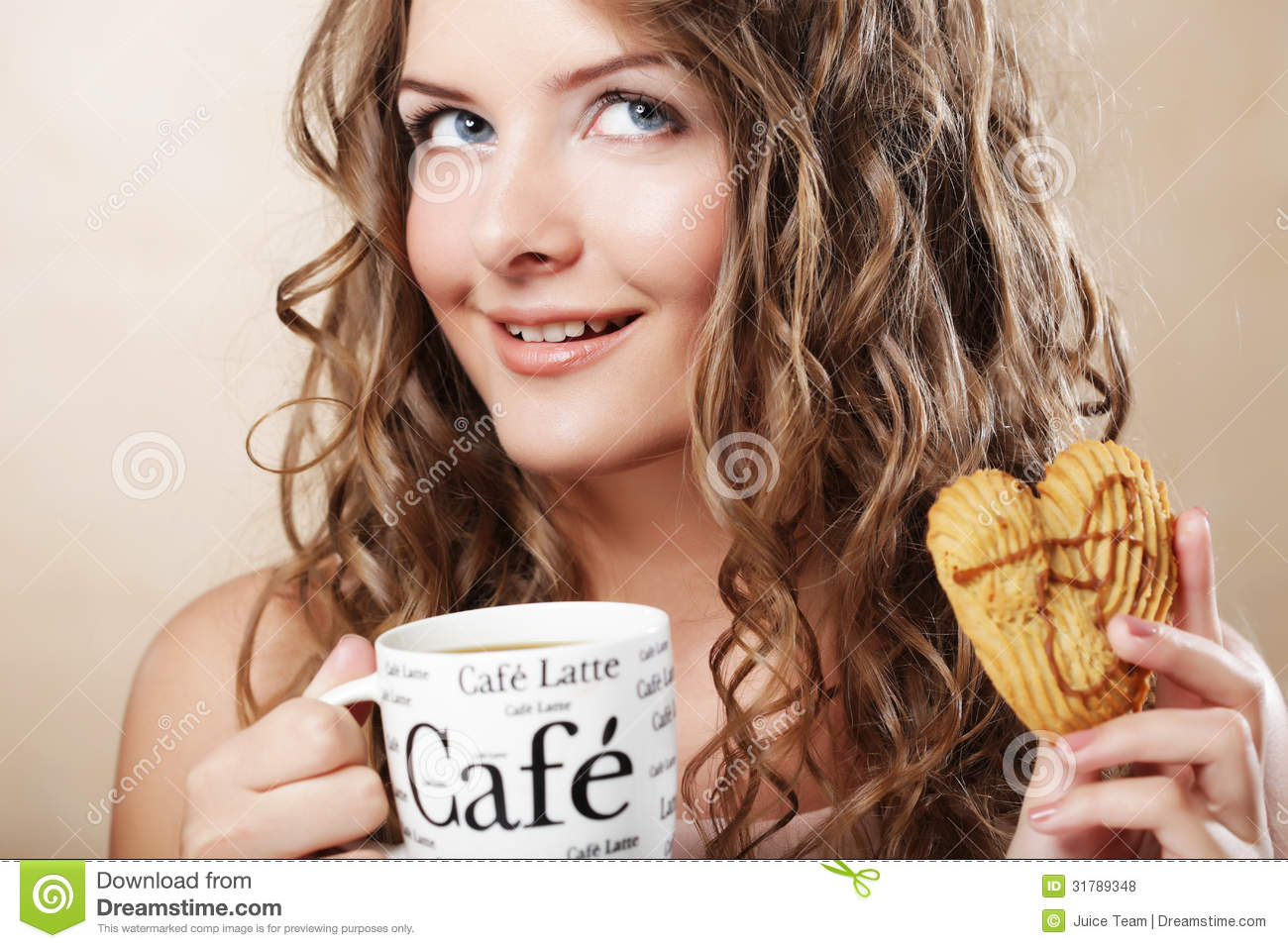 Drinking Coffee While Hungry