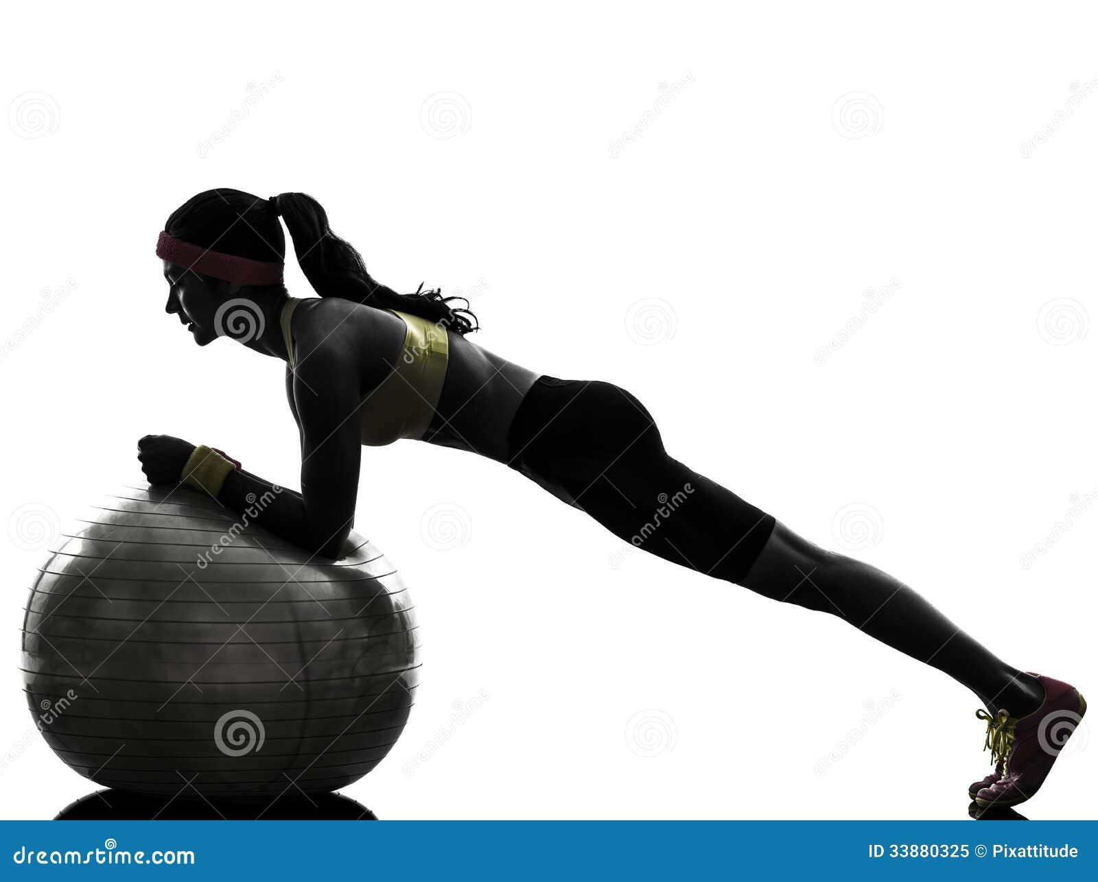 Plank Exercise Clip Ar...