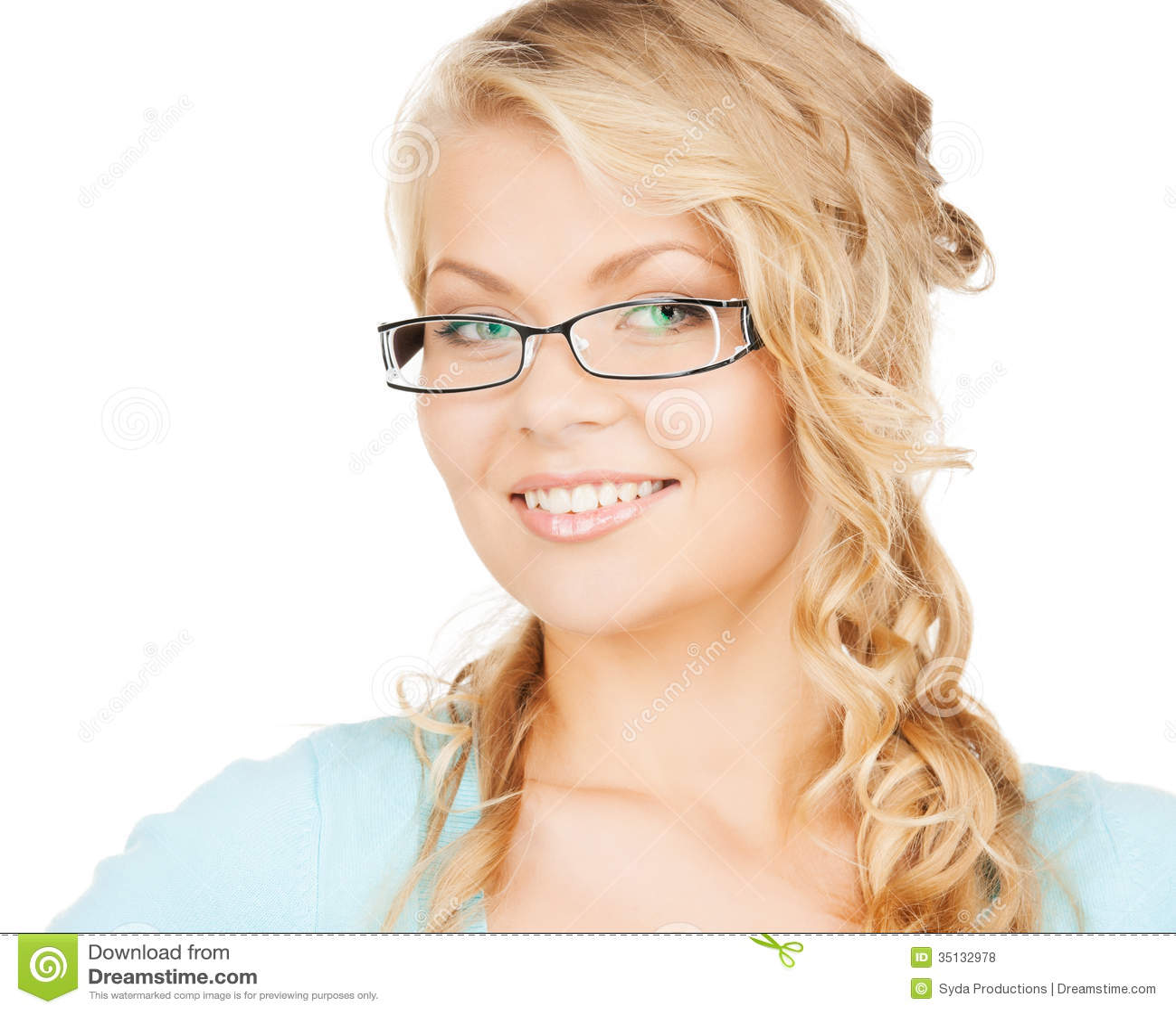 eyeglasses woman
