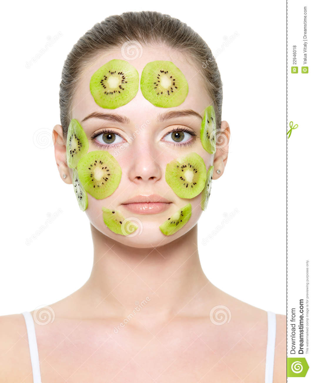 Excellent idea Facial fruit mask final, sorry