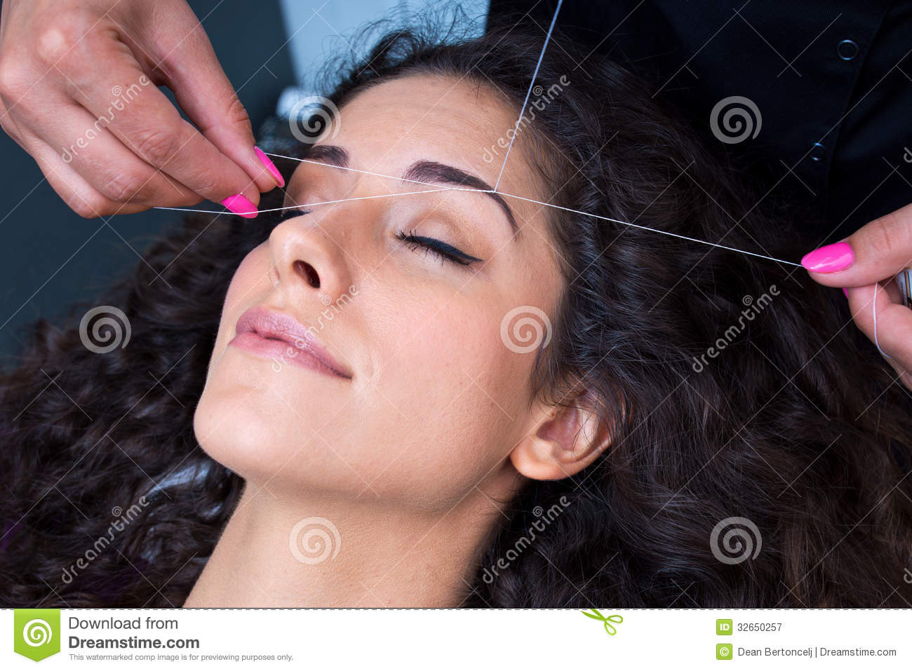 Eyebrow Threading Stock Images Download 256 Royalty Free Photos