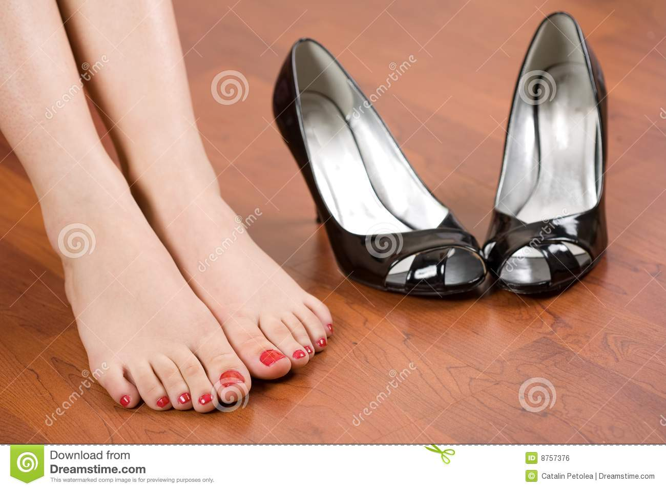 how to choose shoe lady