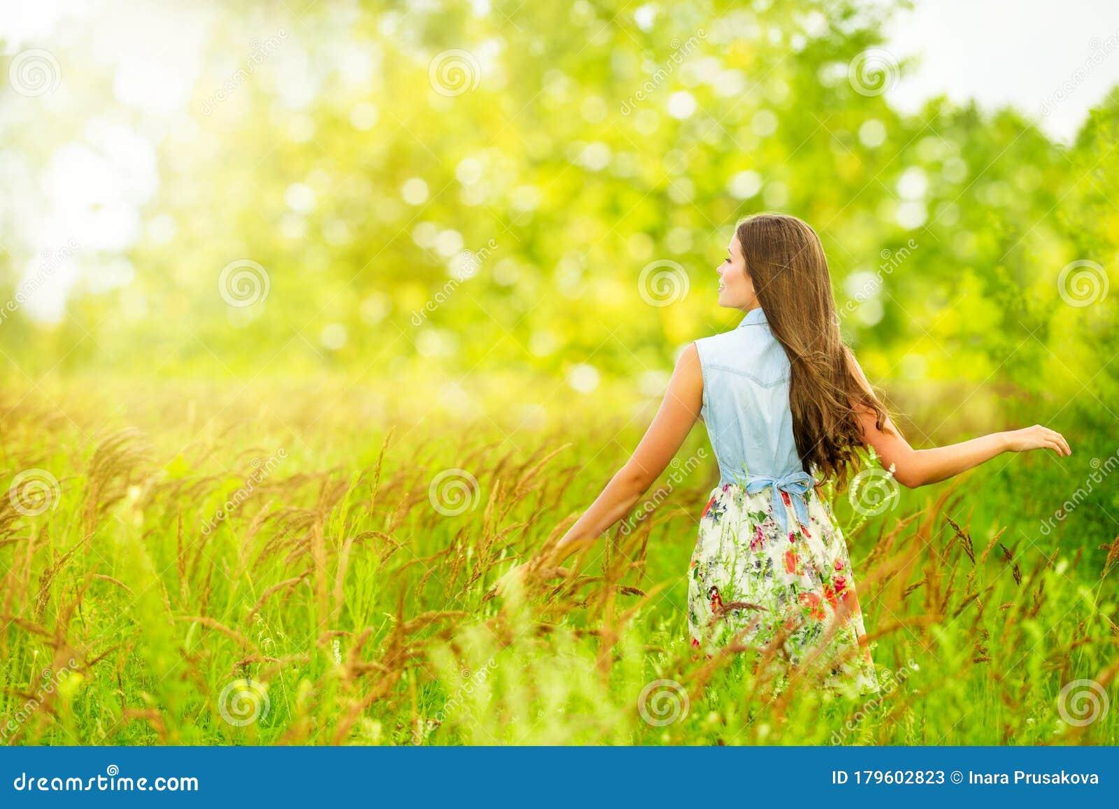 Girl nature Nature Girl