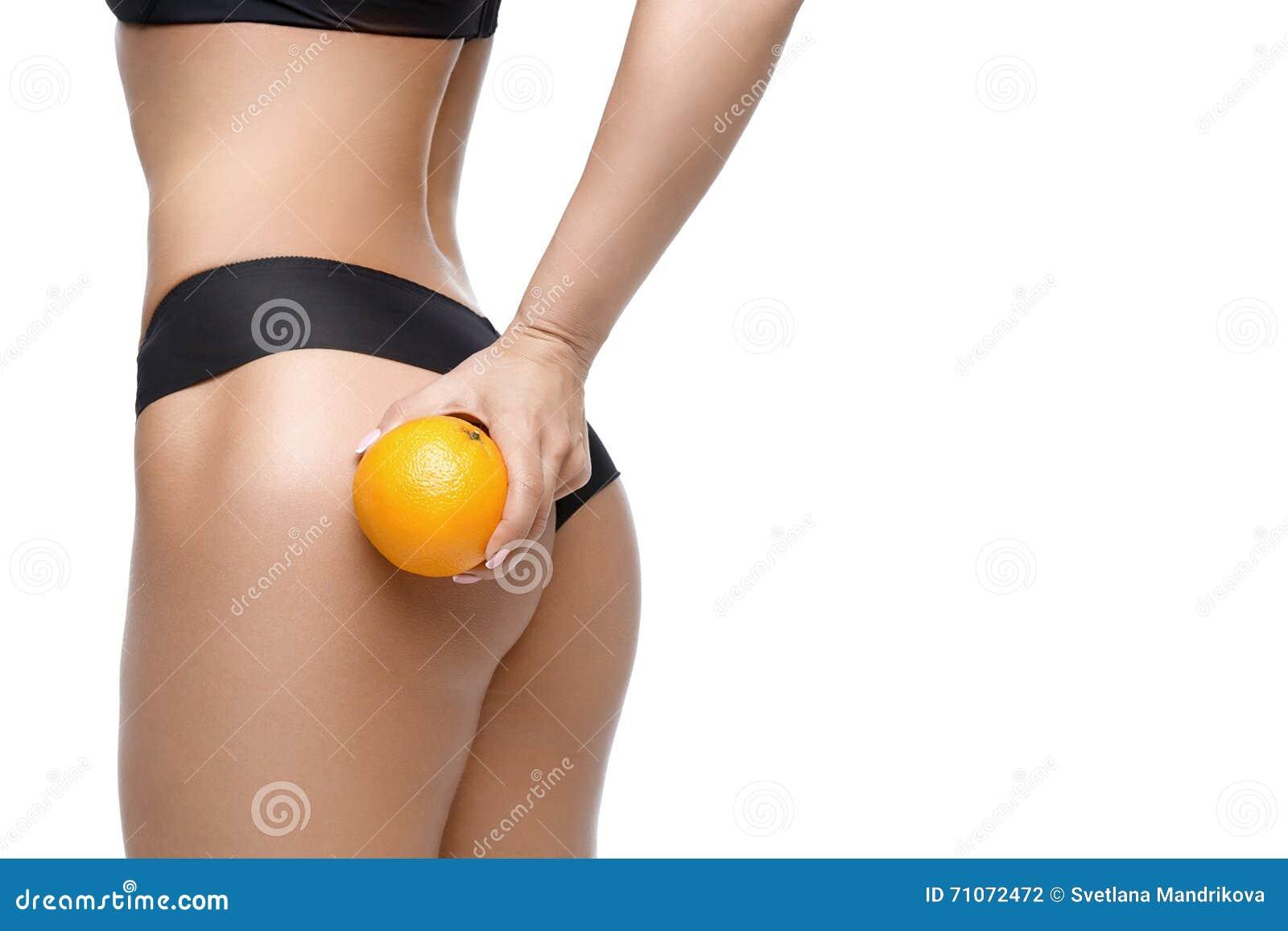 Woman fit bottom part